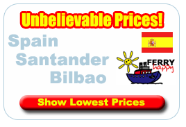 Unbelievable Prices to Spain